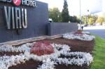 Sokos Hotel Viru haljastus
